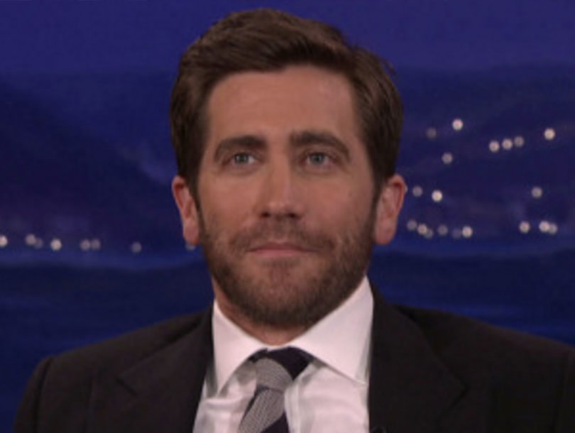 Why Conan O'Brien Thinks Jake Gyllenhaal Should Never Get Plastic Surgery…