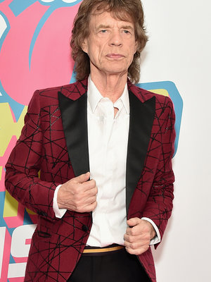 Mick Jagger Welcomes His Eighth Child at the Age of 73