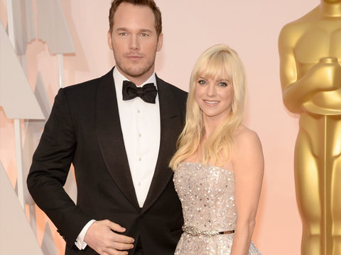 Chris Pratt Was Jealous About Anna Faris' Sex Scene with Chris Evans