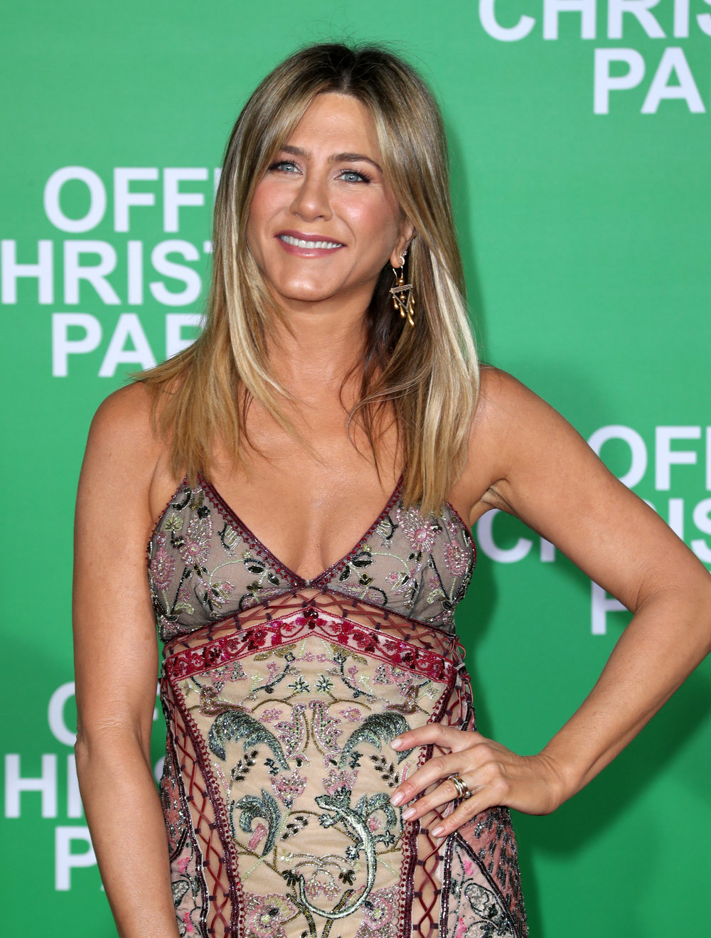 Office Christmas Party Screening: Jennifer Aniston, Jason Bateman ...