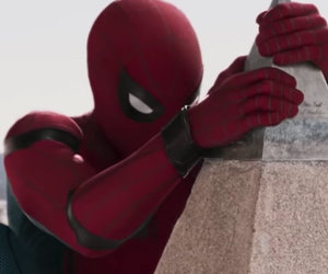 Tom Holland Swings Into Action In First Trailer for 'Spider-Man: Homecoming'…