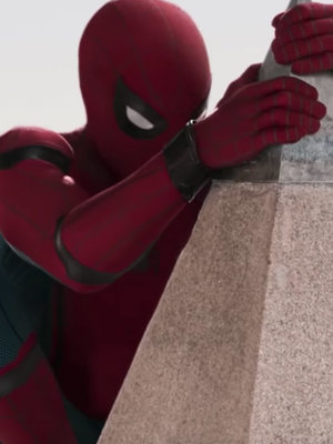 "Tom Holland Swings Into Action In First Trailer for ""Spider-Man: Homecoming"" (Video)"