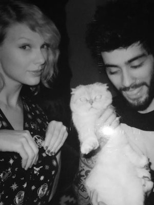First Look at Taylor Swift and Zayn Malik's Video for 'I Don't Wanna Live Forever' Video…