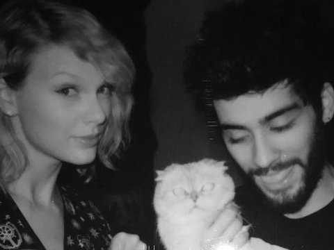 Taylor Swift & Zayn Malik Release 'Fifty Shades Darker' Track 'I Don't Want to Live…