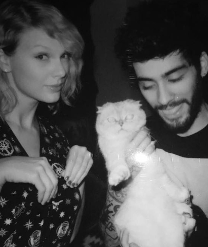 First Look at Taylor Swift and Zayn Malik's Video for 'I Don't Wanna Live…