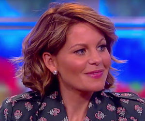 See Candace Cameron Bure Say Goodbye on Her Final 'View' Episode (Video)