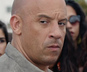 Dom Takes on His Own Family In First Trailer for 'The Fate of the Furious'…