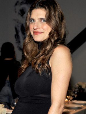 Lake Bell Pregnant with Baby #2 -- See Her Growing Bump!