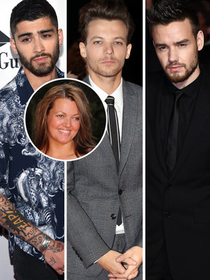 Zayn Malik, Liam Payne and Fans Send Support to Louis Tomlinson Over Mother's Death