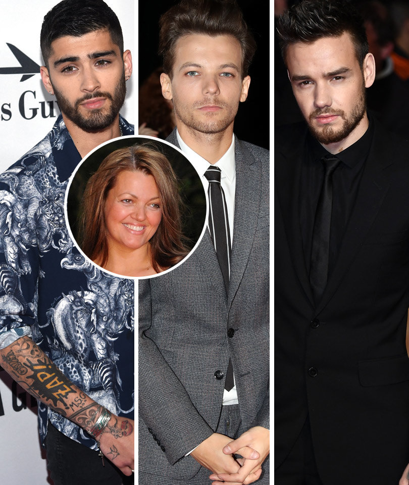 Zayn Malik, Liam Payne and Fans Send Support to Louis Tomlinson Over Mother's…
