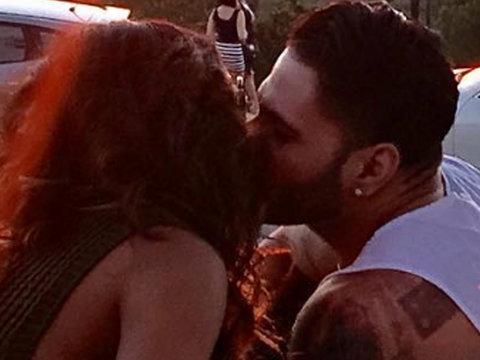 'Jersey Shore' Star Ronnie Magro Dating Khloe Kardashian's BFF Malika Haqq
