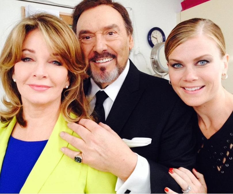 'Days of our Lives' Alum Alison Sweeney Pays Tribute to the Late Joseph Mascolo