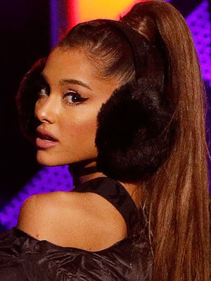 Ariana Grande Shows Major Skin at Z100 Jingle Ball: See Her and Rest of Performers