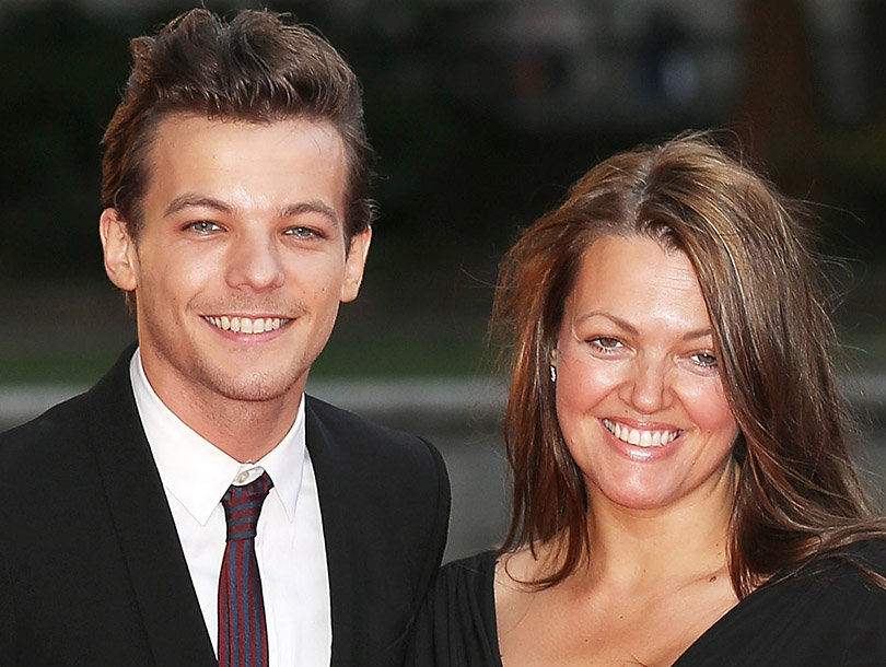 Louis Tomlinson Breaks Internet Silence After Mom's Death