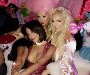 See the Hot Photos From Christina Aguilera's Epic 36th Birthday Party!