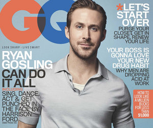 Ryan Gosling on Being Punched in the Face by Harrison Ford and 4 More GQ…