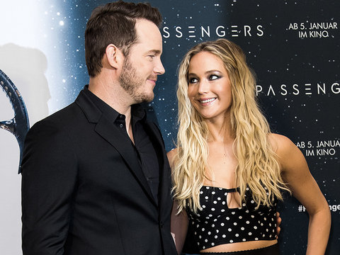 'Passengers' Sex, Adele, 'Everwood!' Watch Jennifer Lawrence and Chris Pratt Trash Talk…