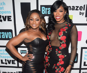 Porsha Williams Says Phaedra Parks Is Moving On And Here's the Makeout Session…