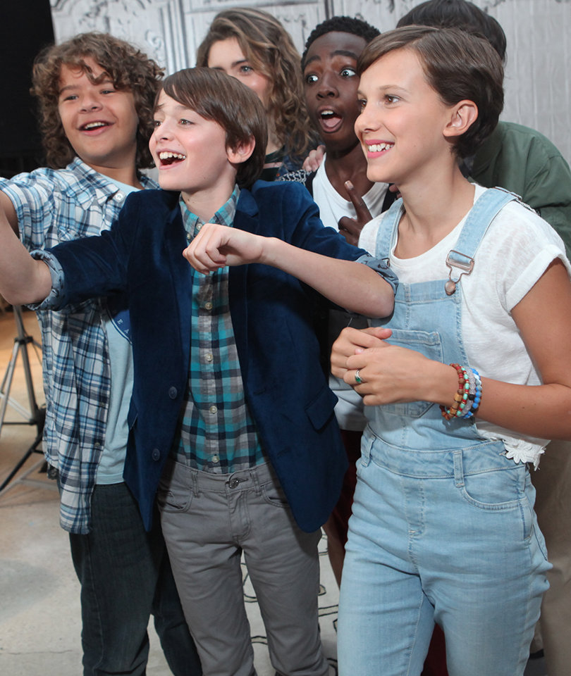 See 'Stranger Things' Kids Freak Out Over Golden Globe Nomination (Video)