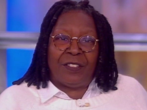 'The View's' Whoopi Goldberg Slams Donald Trump Advisor: 'Kellyanne Conway Is Fake News!'