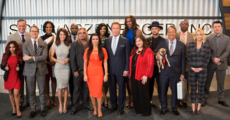 """New Celebrity Apprentice"" Contestants Weigh In On Donald Trump Staying On As Executive…"