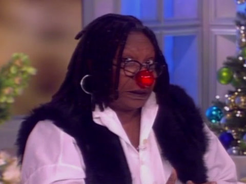 'View's' Whoopi Goldberg, Joy Behar Sound Off on Kanye's Trump Meeting