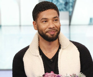'Empire' Star Jussie Smollett on What It's Really Like Working With Mariah…