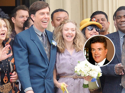 Alan Thicke Leaves Behind Movie Co-Starring Amanda Seyfried, Leah Remini, Adam Levine…
