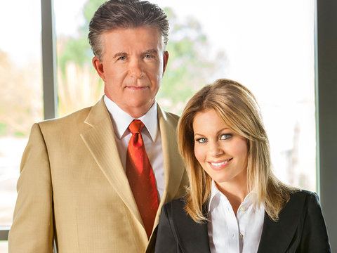 Alan Thicke Tributes Pour In From 'Fuller House' Cast -- Candace Cameron, Bob Saget