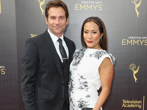 """DWTS"" Judge Carrie Ann Inaba Is Engaged -- See Her Stunning Ring!"