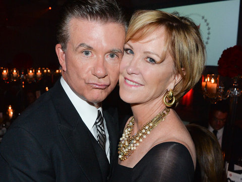 'Growing Pains' Star Joanna Kerns to Alan Thicke: 'May Your Angels be Youthful, Tall,…