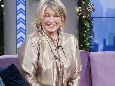 Martha Stewart Gets Candid About Dating a Much Younger Boyfriend (Video)