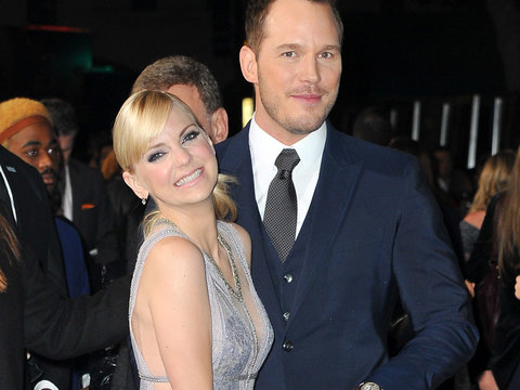 It's Date Night for Chris Pratt and Anna Farris at 'Passengers' Premiere