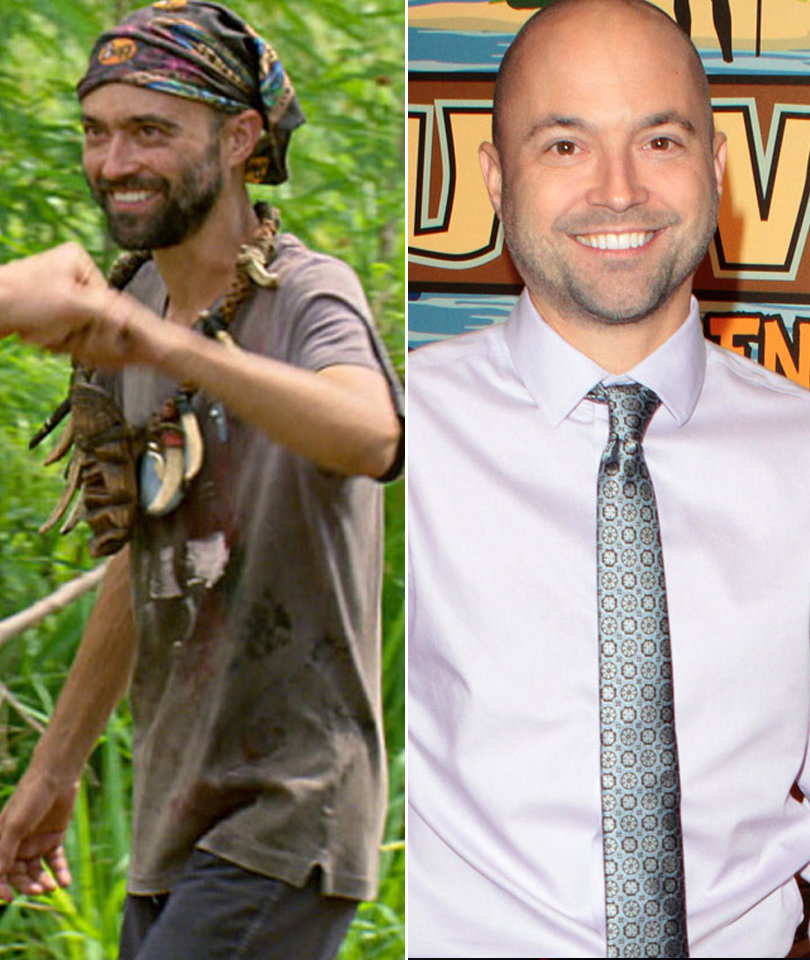 See How the Stars of 'Survivor: Millennials Vs. Gen X' Cleaned Up After Fiji
