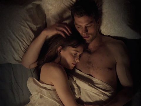 'Fifty Shades'' Jamie Dornan, Dakota Johnson Steam Up Taylor Swift-Zayn Malik Lyric Video