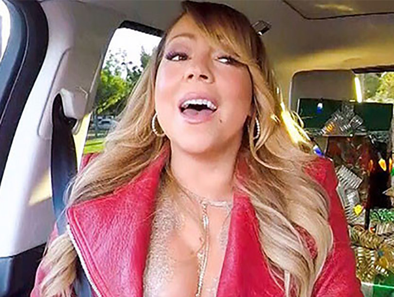 Mariah Carey's Star-Studded 'Carpool Karaoke' With James Corden Topped All of…