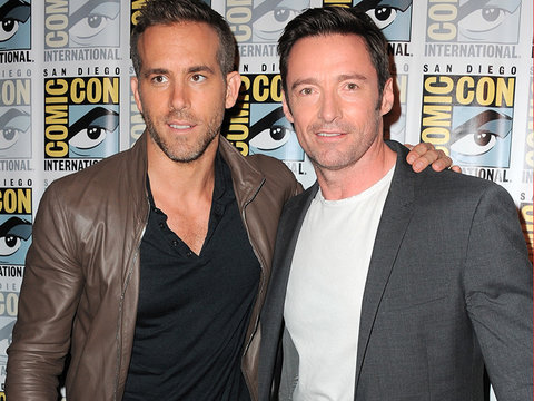 The Hilarious Way Hugh Jackman Hit Back at Ryan Reynolds Over 'Deadpool' Diss