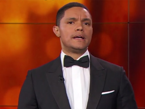 Trevor Noah's 2016 Yearly Show: 'A Year That Will Stay With Us Forever -- Like Herpes'