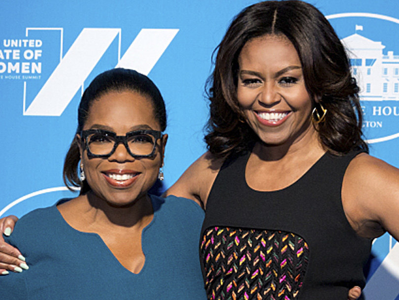 Michelle Obama to Oprah: 'We're Feeling What Not Having Hope Feels Like'