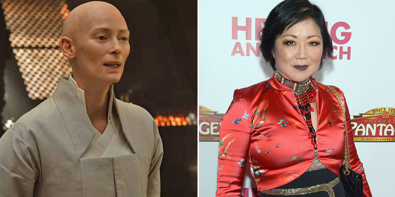 Tilda Swinton Fires Back at Margaret Cho By Releasing 'Doctor Strange' Whitewashing Emails (Exclusive)