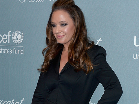 Scientology Drama: Leah Remini Reveals Tom Cruise 'Thinks I'm the Devil' (Video)