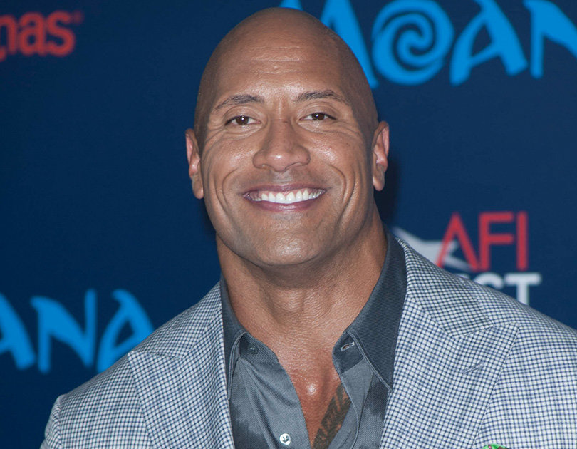 See Dwayne Johnson Sing to Daughter Jasmine on Her 1st Birthday (Video)