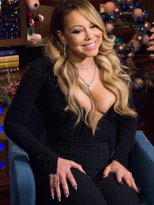 'I Don't Know Her': Mariah Shades 2 More Pop Stars
