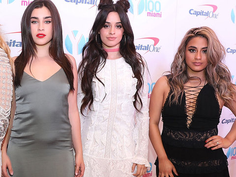 Camila Cabello Quits Fifth Harmony