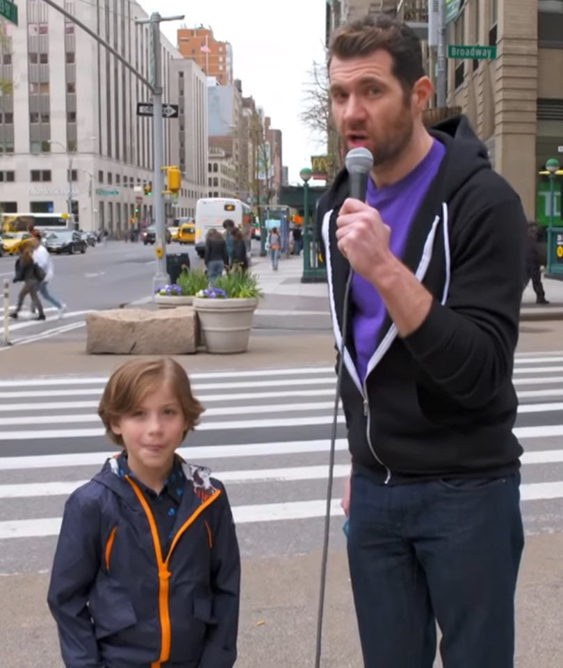 Billy Eichner, Jacob Tremblay Shame New Yorkers Over 10-Year-Old Actor's Success (Video)