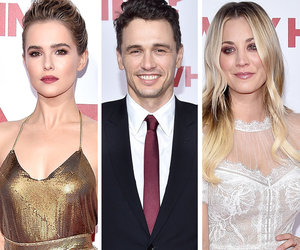 James Franco, Zoey Deutch, Kaley Cuoco & Cast Step Out at 'Why Him?'…