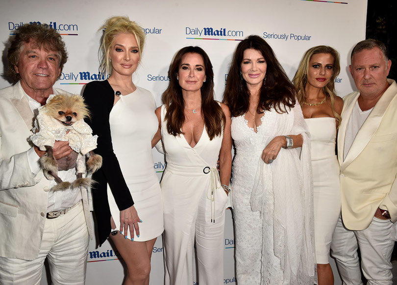 5 Buzziest 'Real Housewives of Beverly Hills' Moments: Vanderpump's $25,000 Gift, Rinna's Vajayjay Talk