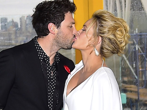Photos: Inside Peta and Maksim's Baby Shower