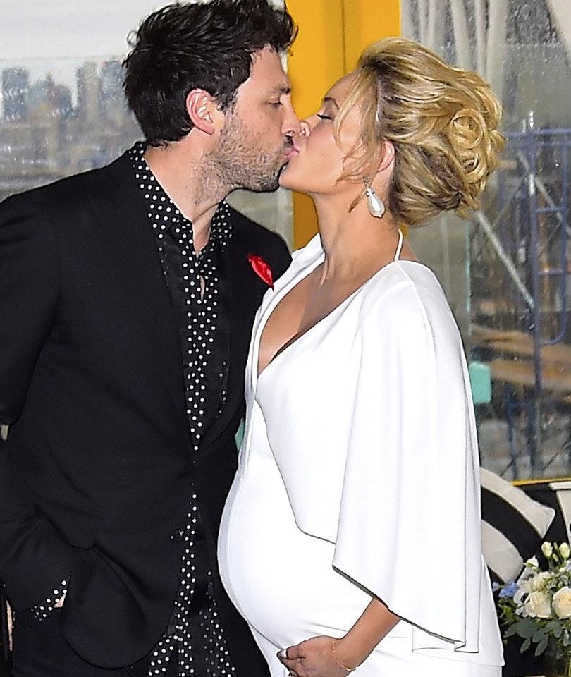 Maksim Chmerkovskiy and Peta Murgatroyd Welcome Baby Boy