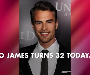 Happy Birthday Theo James!